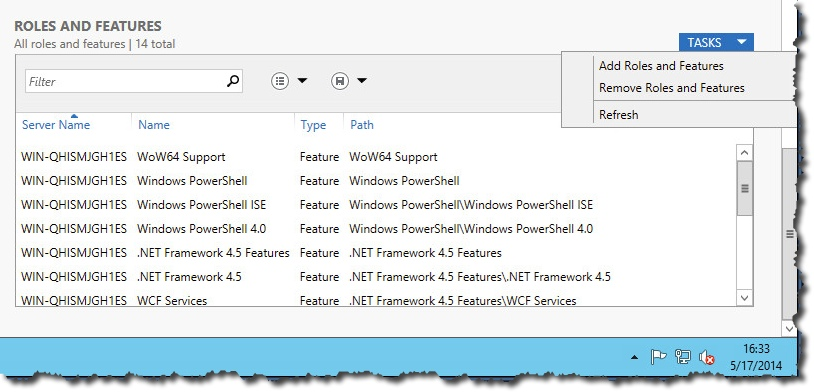 How to build a Windows 2012 R2 VMware Template – Notes from MWhite