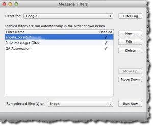 MessageFilters