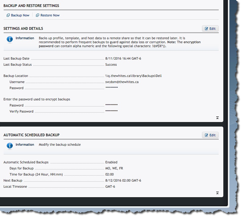 How to Install and Configure Dell's OpenManage Integration