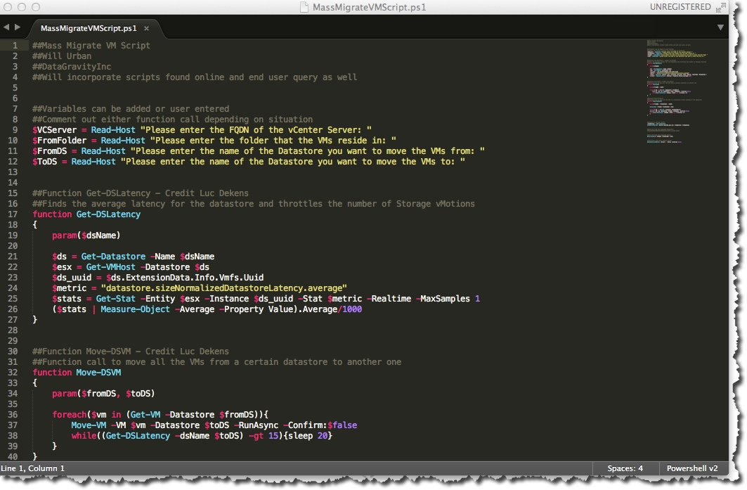 PowerShell syntax color in Sublime Text – Notes from MWhite