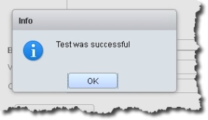 I love passing the test!