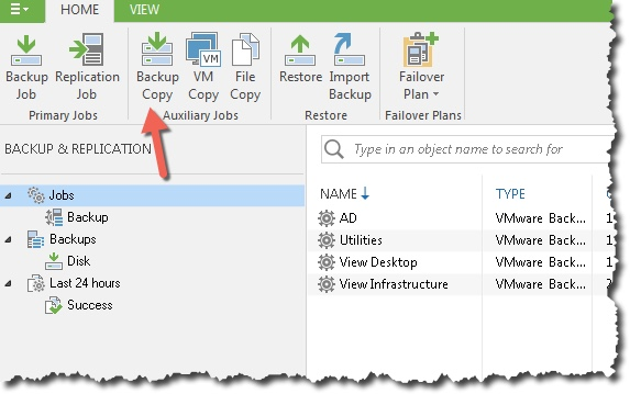 Using Veeam Cloud Connect to backup offsite – Notes from MWhite