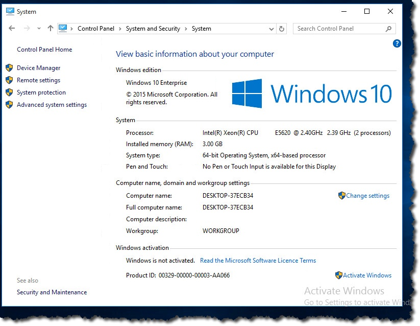 How to build a Windows 10 vSphere Template – Notes from MWhite