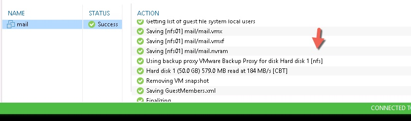 Veeam and ReFS – how to make things work! – Notes from MWhite