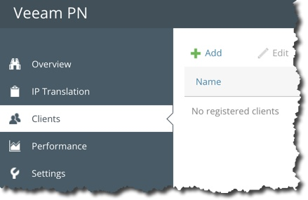 Add Veeam PN to my home lab – Notes from MWhite